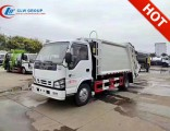 Brand New ISUZU 6CBM Garbage Truck For Sale