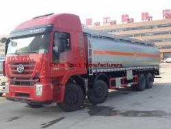 CAMC heavy fuel oil tanker truck