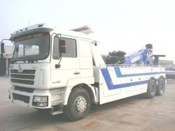 SHACMAN 6x4 Heavy Tow Truck
