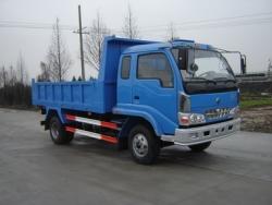 dong feng 3 tons road dump truck