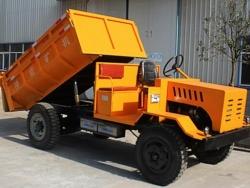 underground mining dump truck