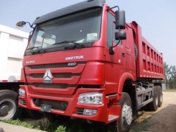 25 Ton Self Loading Heavy Duty Dumper Truck