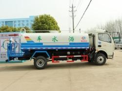 Dongfeng 8cbm Water Tank Truck