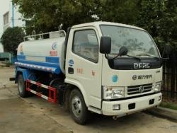 DongFeng 5cbm Water Tank Truck