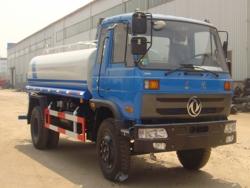 dongfeng 10 cbm water tank truck