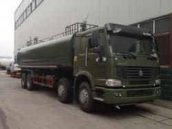 8x4 Howo 35000 liters Water Tanker