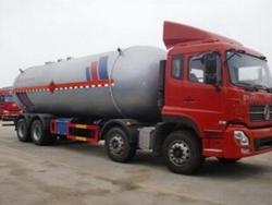 Dongfeng 8x4 lpg gas tank truck,high quality lpg truck