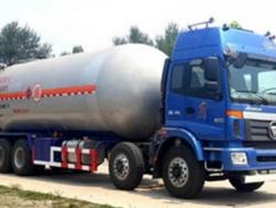 FOTON 8X4 35.5M3 LPG transport truck