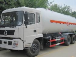 DONGFENG 6X4 25300L LPG transportation truck