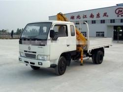 2ton mini truck mounted crane