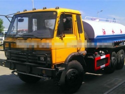 Dongfeng 6x6 off-road water truck