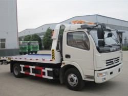 2-3Ton Dongfeng tow truck