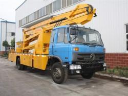 dongfeng 13.2t 4*2 20m 190hp aerial work platform truck