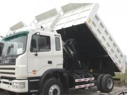 10-15 ton 4x2 180hp JAC Tipper truck