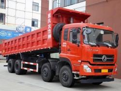 Dongfeng 8x4 35 Ton Capacity Dump Truck