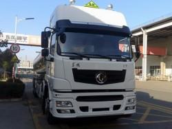 Dongfeng 8x4 12 Wheel Heavy Oil Tank Truck