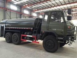 Dongfeng 6x6 Military Water Tank Truck