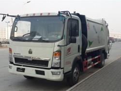 Howo 16 Cubic Meters(cbm) Concrete Mixer Truck