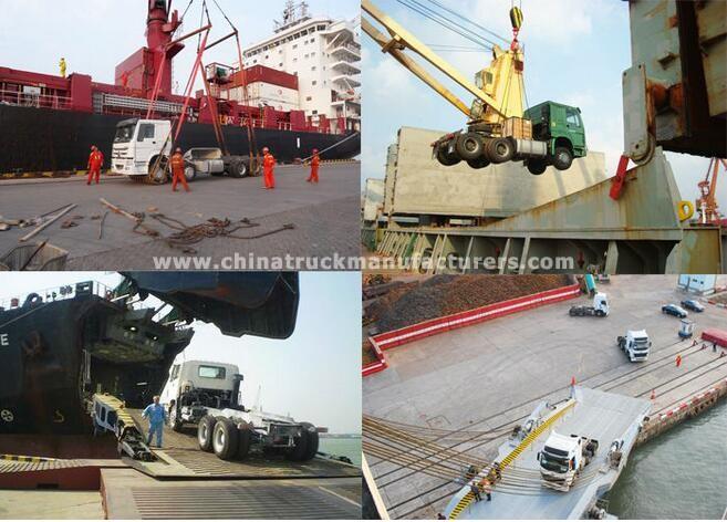 Rolling transport or Bulk cargo transportation