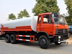 25000 Liter Water Tank Truck Water Bowser Truck