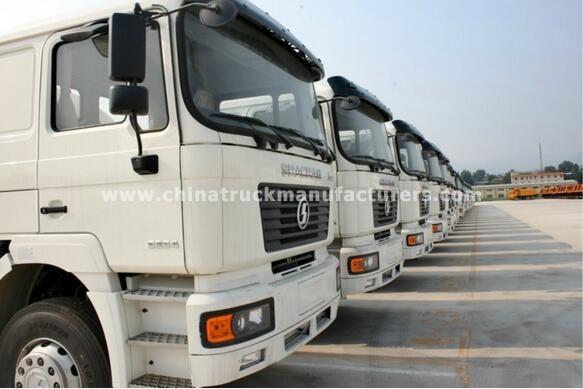 shacman 6x4 water tanker truck