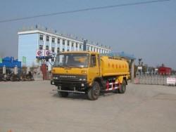 6 wheeler Dongfeng 12000 liters water truck