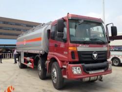 FOTON AUMAN 6x2 28000 liters fuel tanker truck