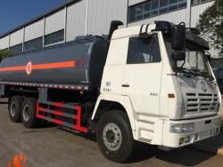 Shacman 6x4 18-28CBM Oil Transportation Tanker Truck