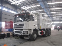 25 ton shacman dump trucks