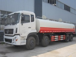 CHINA 8X4 30000 Liters water tank truck