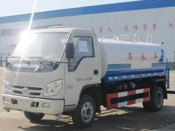 FOTON 4X2 5000 Liters water tank truck