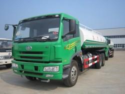 20000L FAW 6x4 Water Tanker Truck
