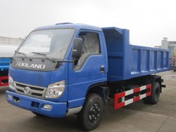 FOTON 4x2 102hp dump trucks tipper truck