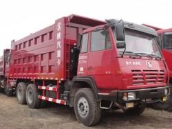 SHACMAN brand Dump Truck dumper
