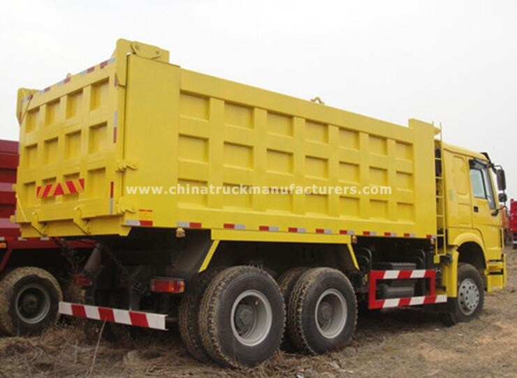 SINOTRUK HOWO 6x4 371hp 10 wheeler dump trucks tipper truck