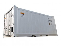 20 ft offshore container freezer