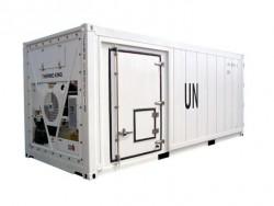 New design 20ft 40ft open side door reefer container