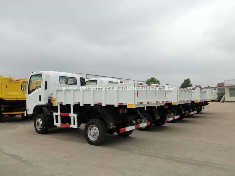 china 3 ton tipper truck