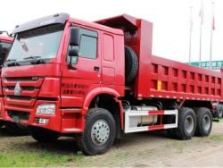 china 34 ton tipper truck