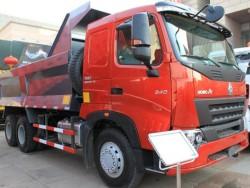 china 30 ton tipper truck