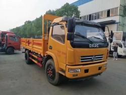 china 6 cube tipper truck
