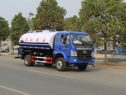 Foton 4x2 5000 liter drinking water truck