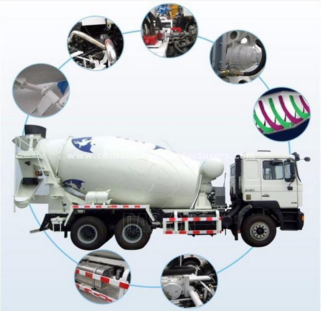 Chengli Mixer Truck Suppliers