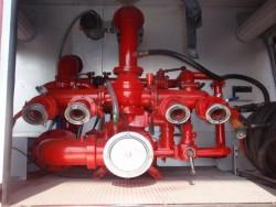 Diesel Portable Emergency Fire Pump
