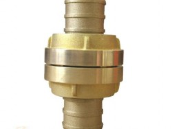 Chinese type fire hose couplings