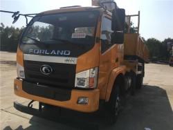 Foton 4x2 4 ton Crane Dump Truck