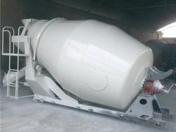 mini concrete mixer drum