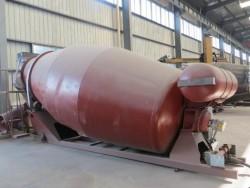 12m3 concrete mixer truck mixer drumr