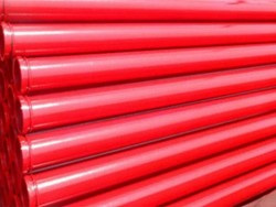 High pressure wear resisting concrete pump pipe
