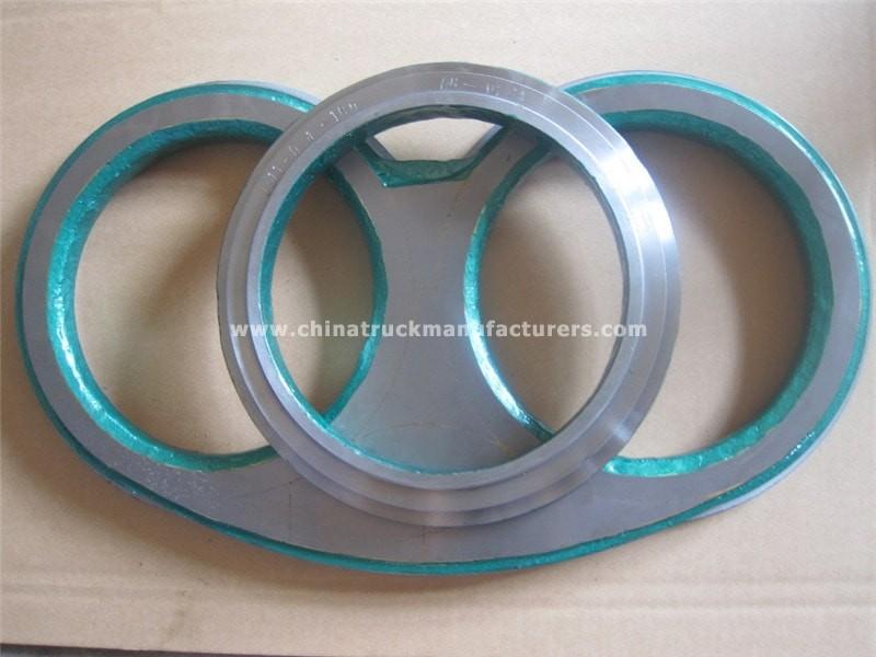 Concrete pump spare parts cutting ring